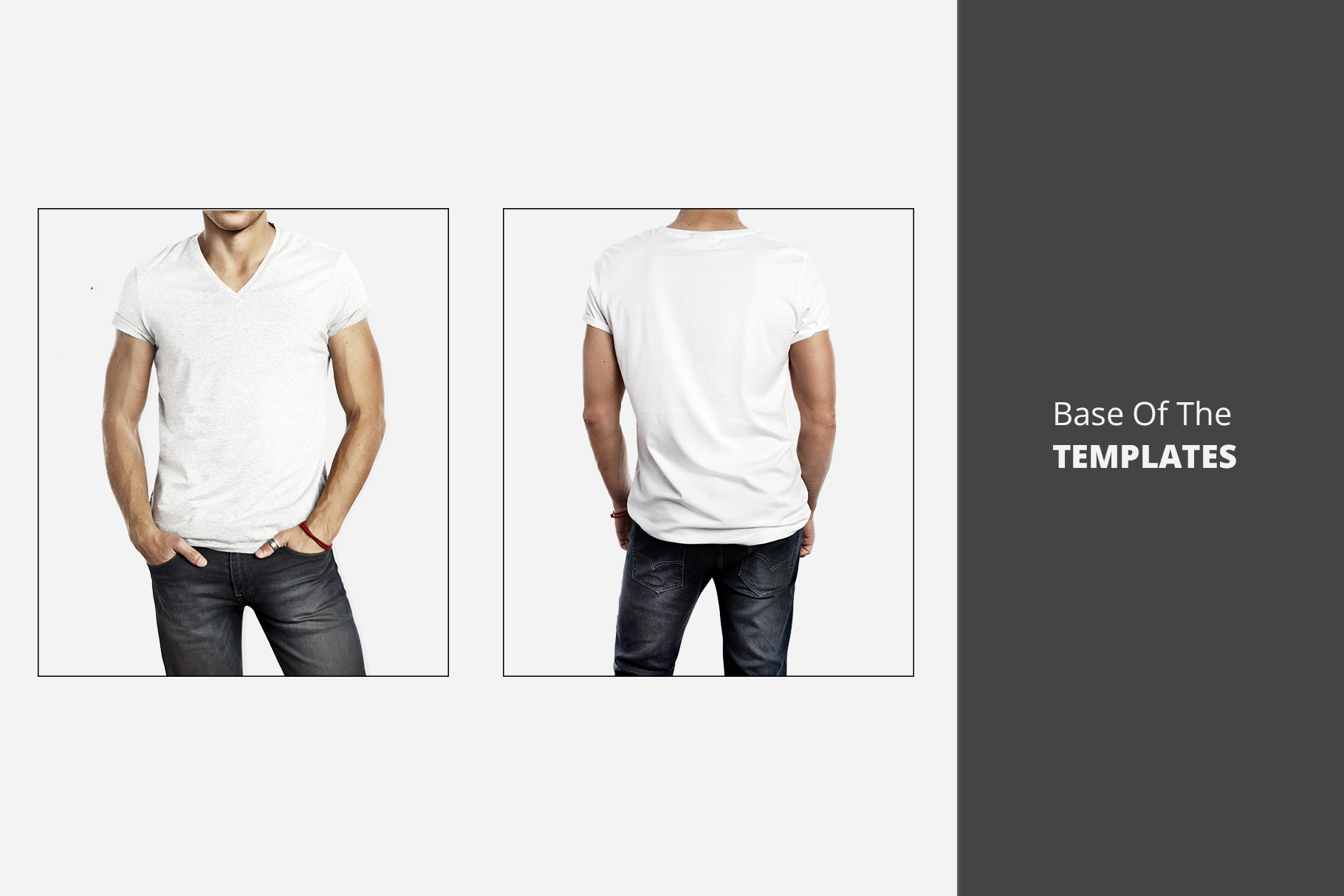 muscular men high resolution t-shirt mockup raw image used to create the mockup psd file