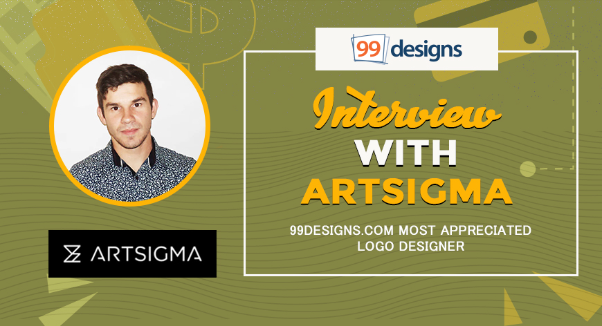 Interview with artsigma 99designs logo designer