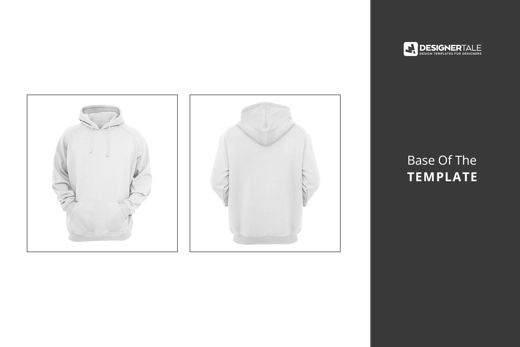 base images of men hoodie mockup