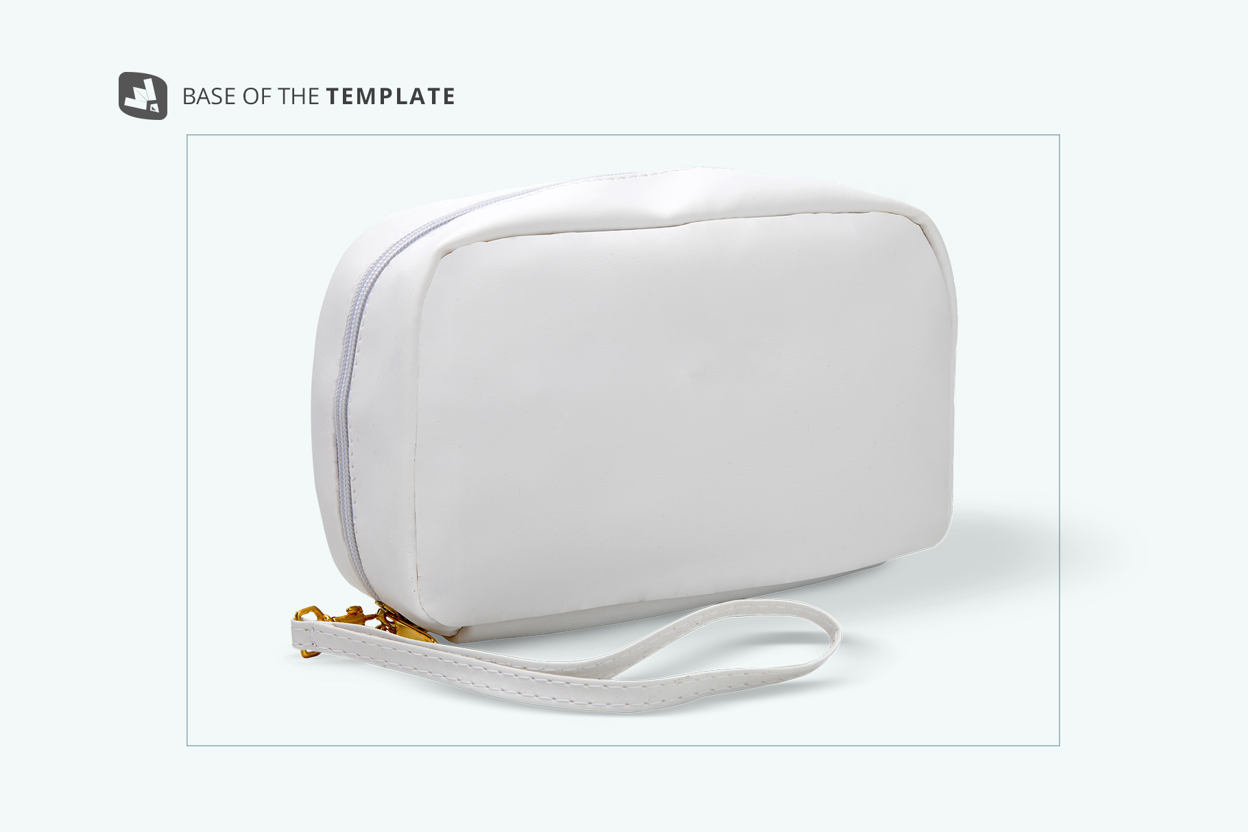 base image of the front view travel kit mockup