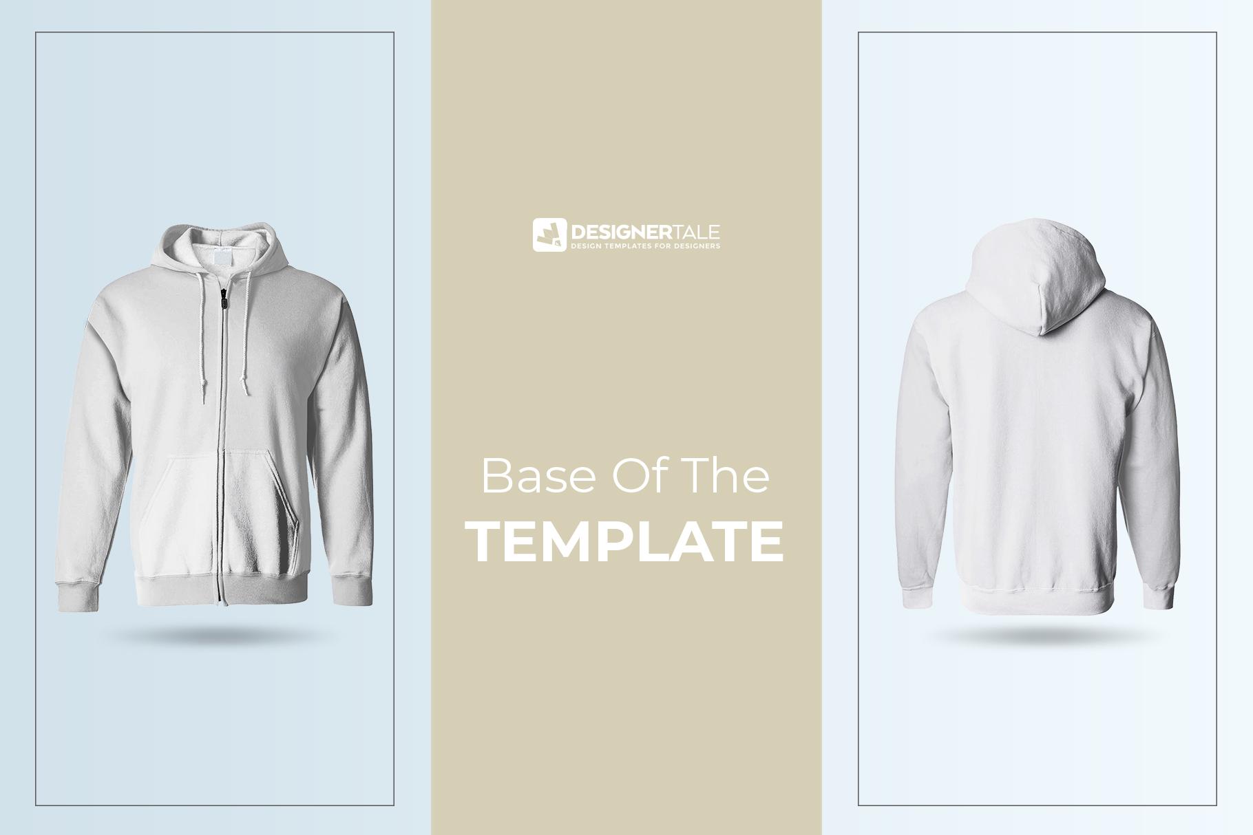 male hoodie sweatshirt mockup image preview 9