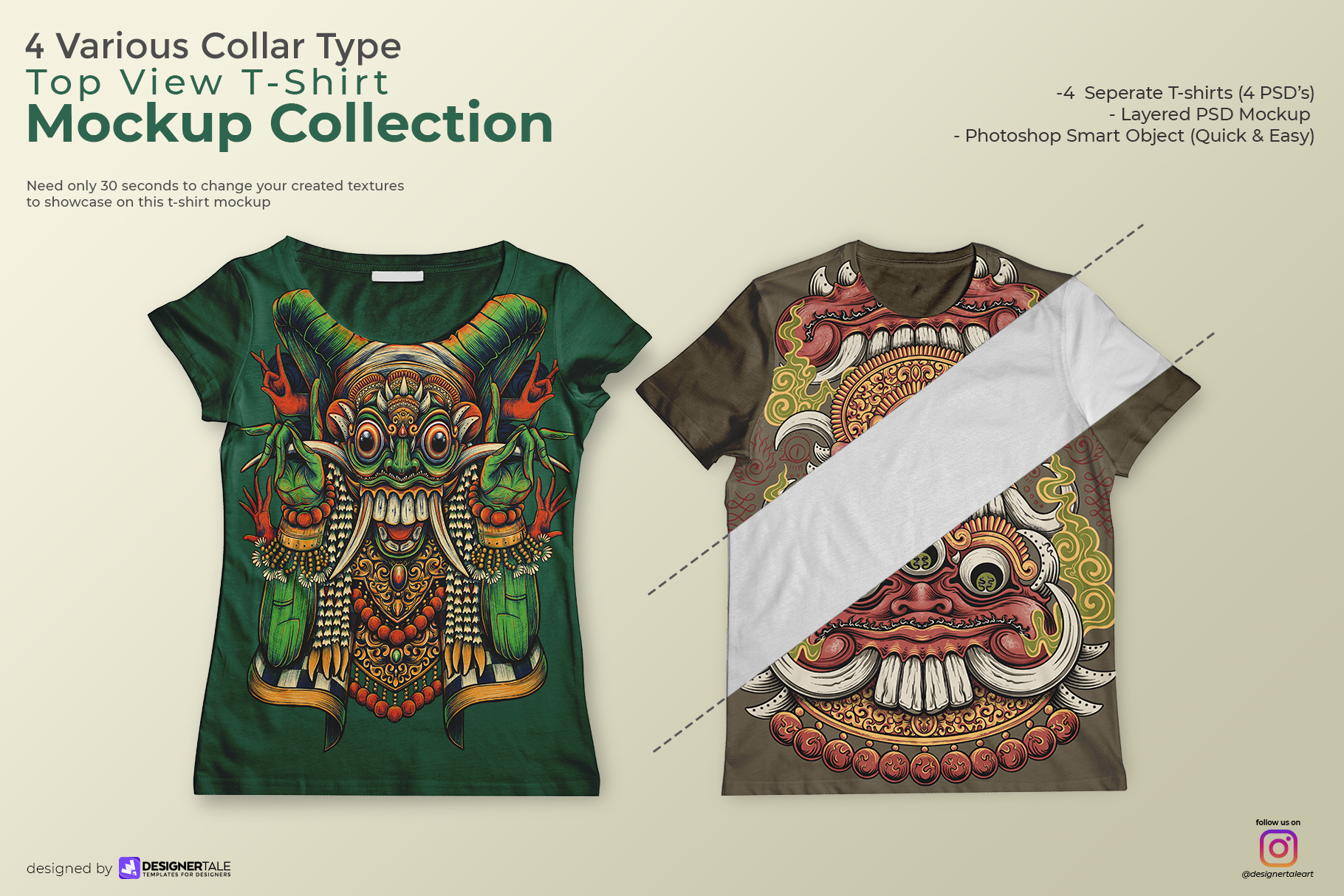 multiple-collar-type-t-shirt-mockup-image-preview-1